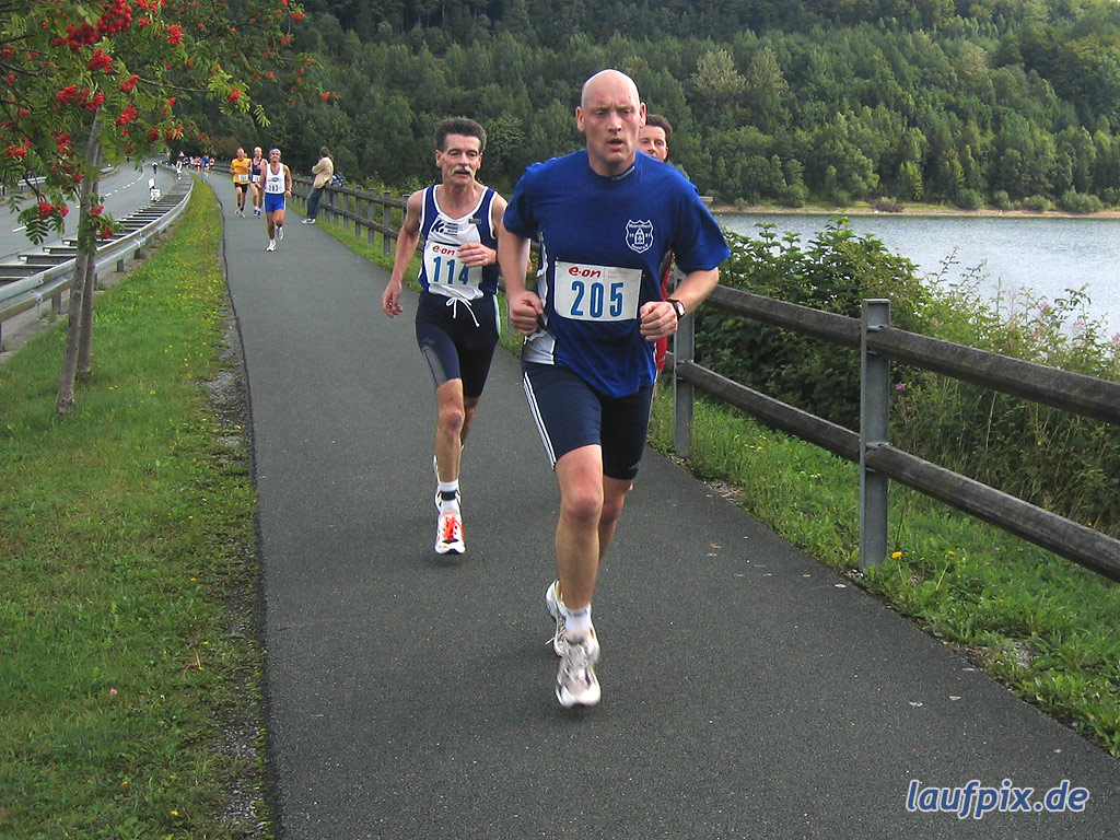 Volkslauf Aabach-Talsperre 2006 - 105
