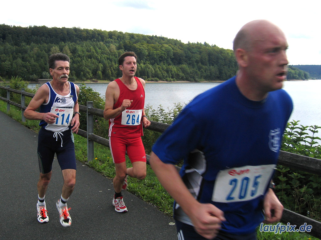Volkslauf Aabach-Talsperre 2006 - 106