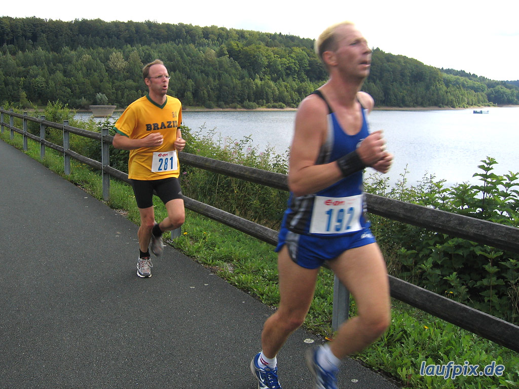 Volkslauf Aabach-Talsperre 2006 - 110
