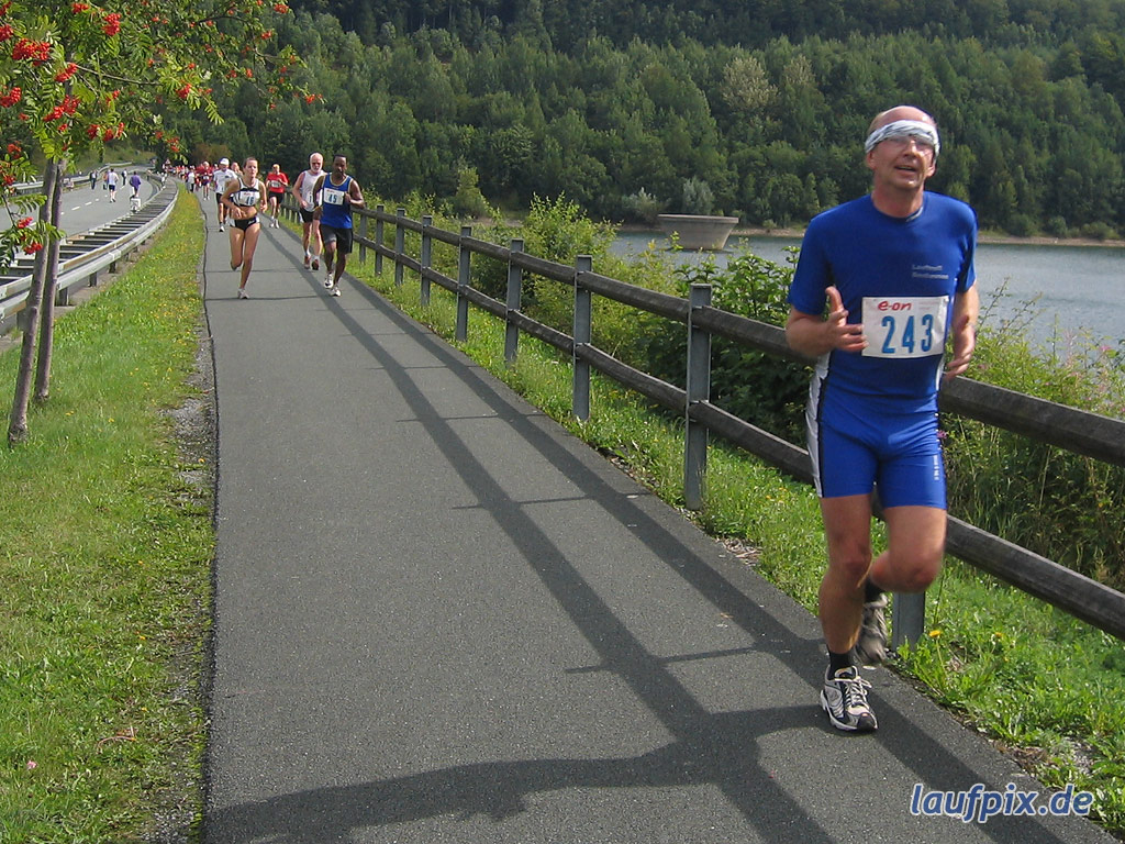 Volkslauf Aabach-Talsperre 2006 - 161