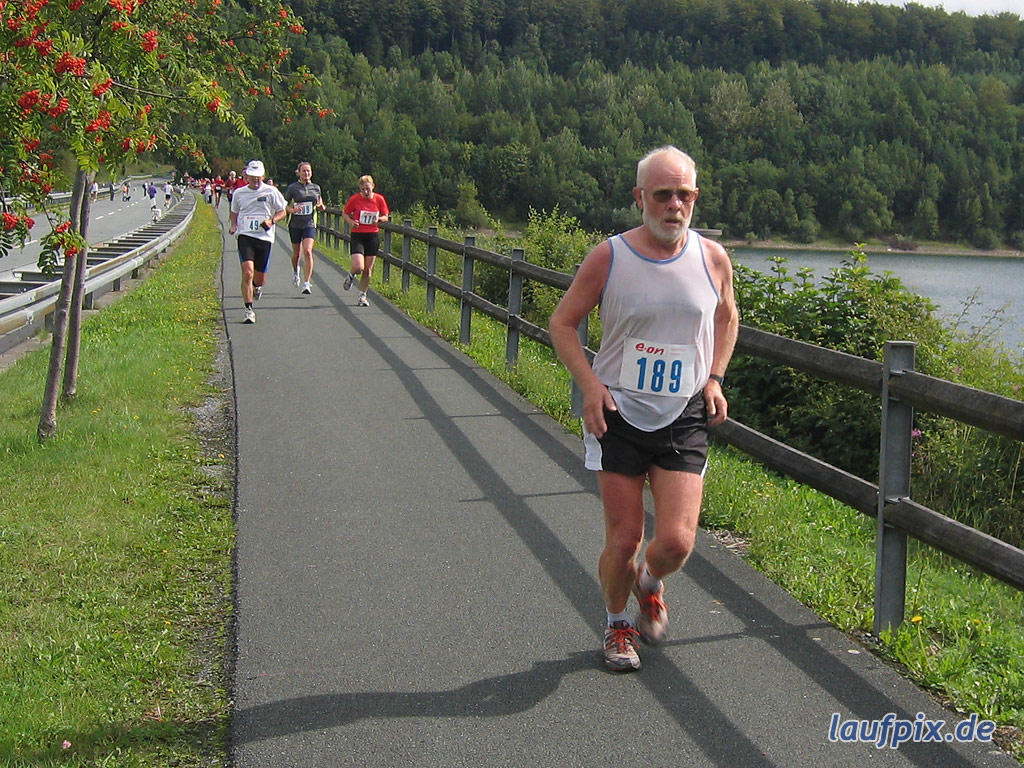 Volkslauf Aabach-Talsperre 2006 - 163