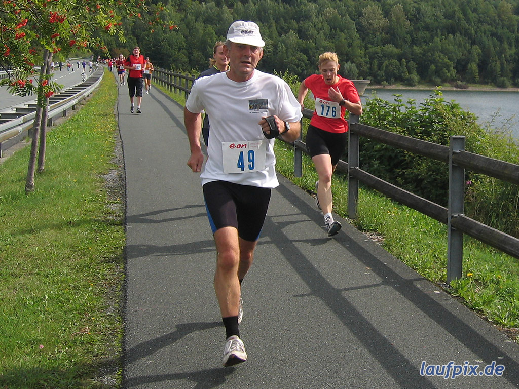 Volkslauf Aabach-Talsperre 2006 - 164