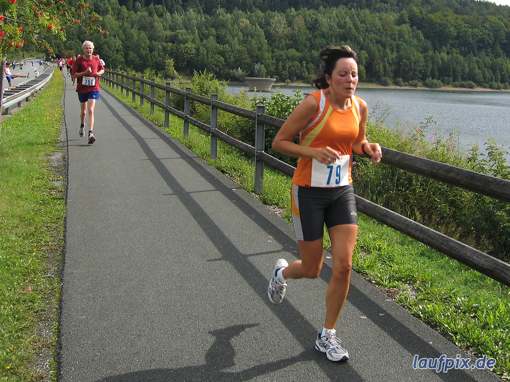 Volkslauf Aabach-Talsperre 2006 - 168