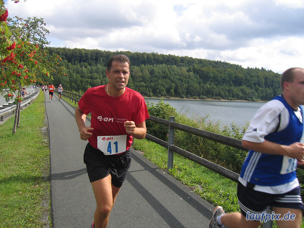 Volkslauf Aabach-Talsperre 2006 - 172