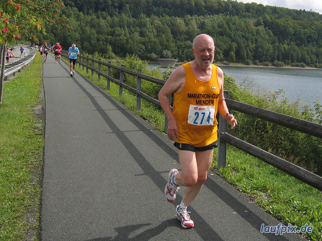 Volkslauf Aabach-Talsperre 2006 - 182