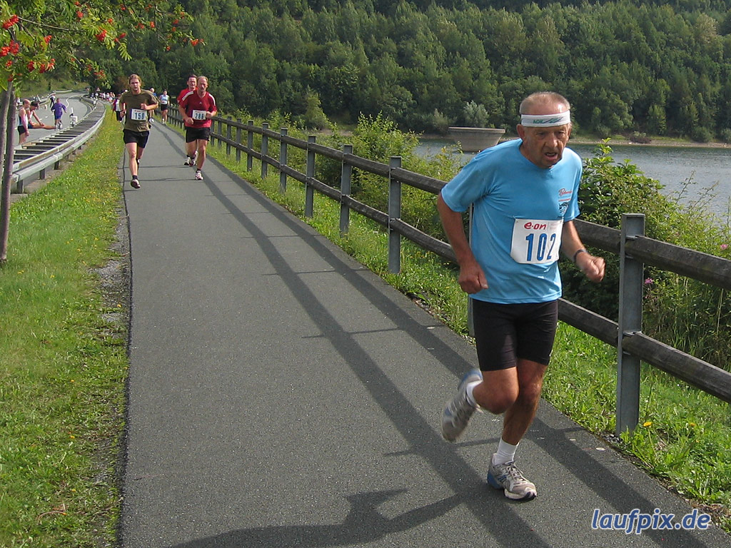 Volkslauf Aabach-Talsperre 2006 - 183