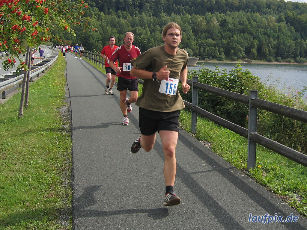 Volkslauf Aabach-Talsperre 2006 - 184