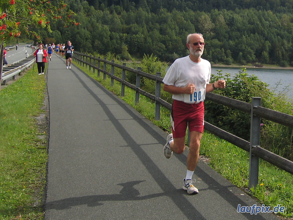 Volkslauf Aabach-Talsperre 2006 - 195