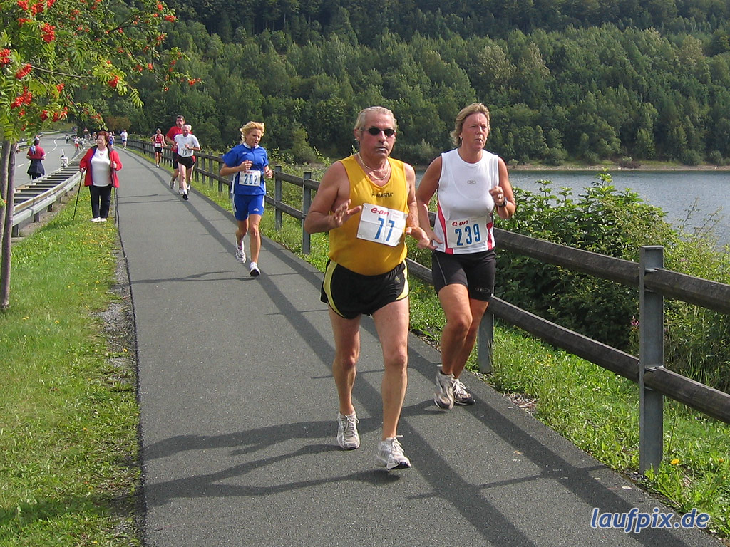 Volkslauf Aabach-Talsperre 2006 - 197
