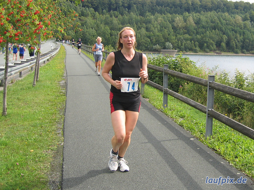 Volkslauf Aabach-Talsperre 2006 - 226