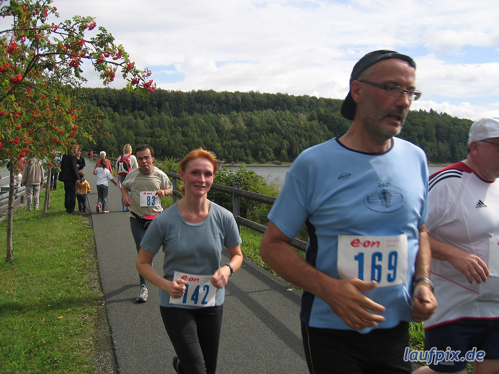 Volkslauf Aabach-Talsperre 2006 - 276