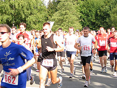Volkslauf Aabach-Talsperre 2006 - 10