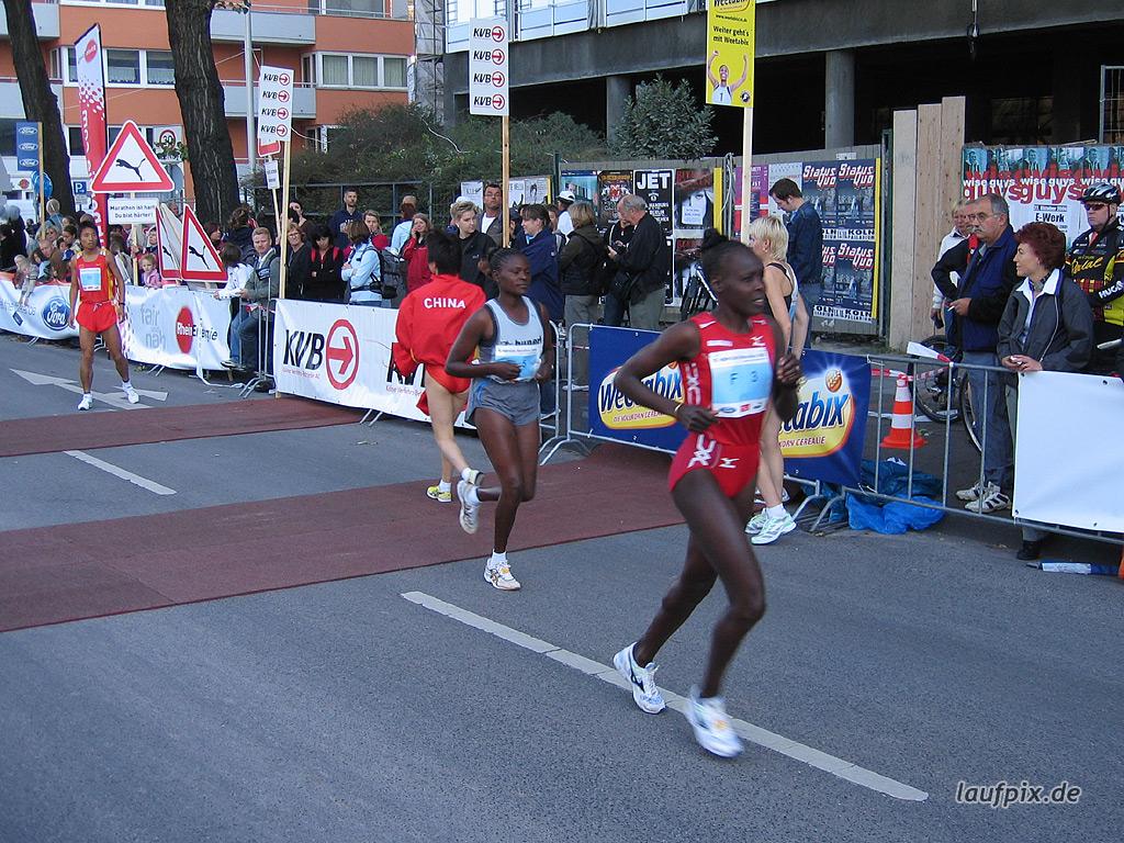 Köln Marathon 2006 - 11