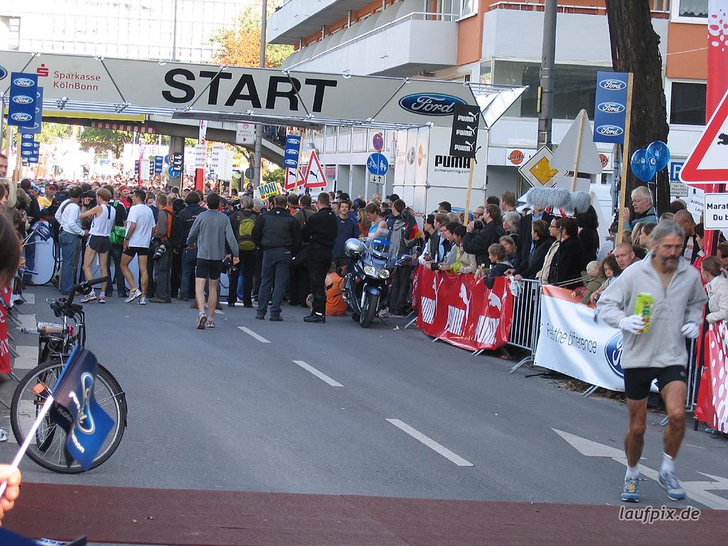Köln Marathon 2006 - 12