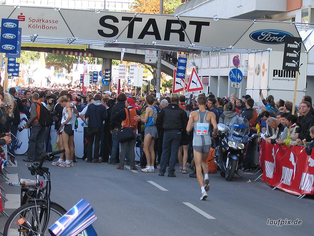 Köln Marathon 2006 - 13