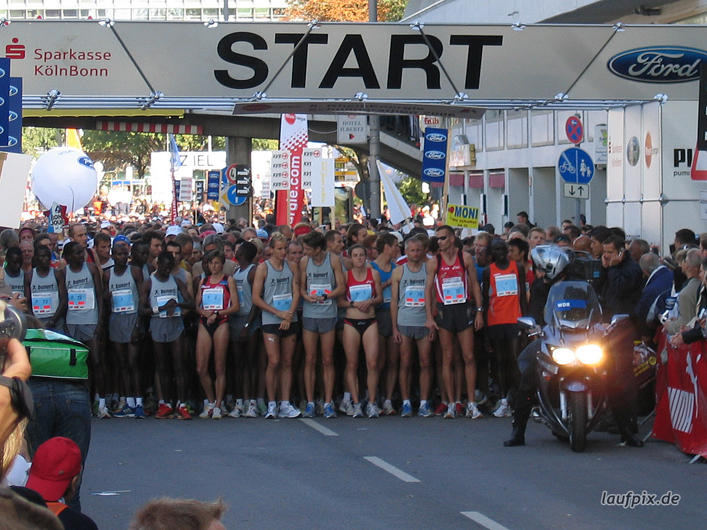 Köln Marathon 2006 - 20