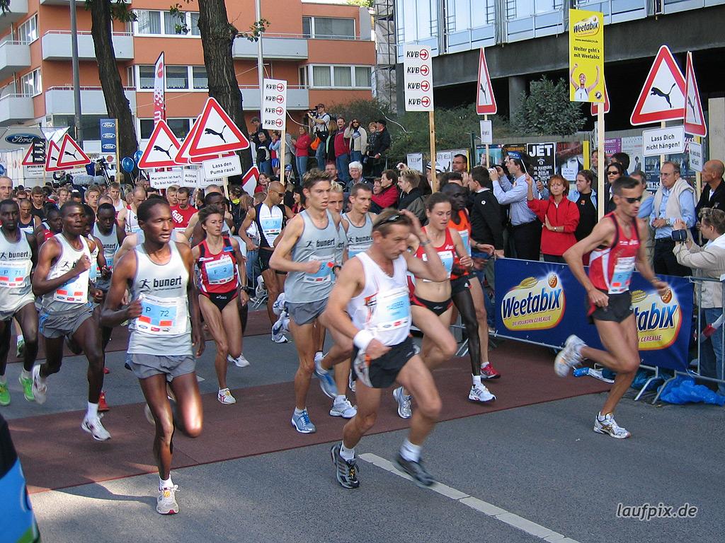 Köln Marathon 2006 - 24