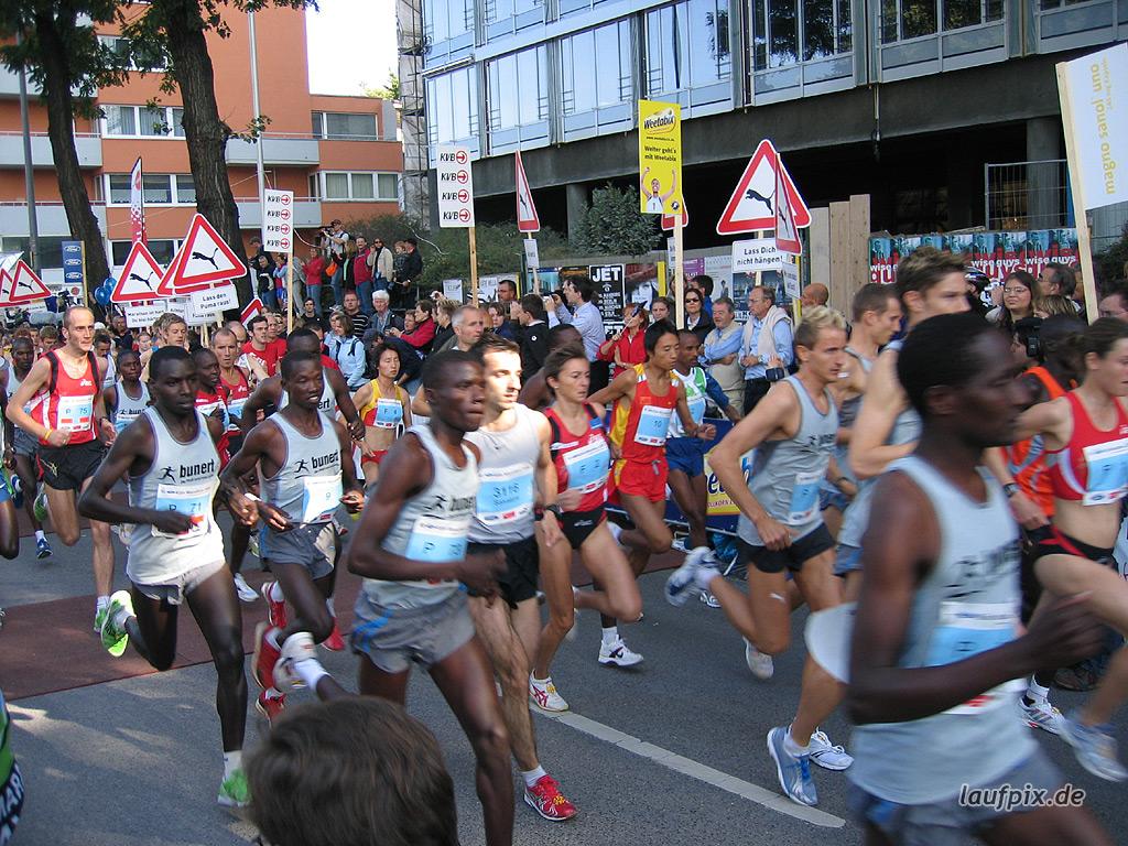Köln Marathon 2006 Foto (25)
