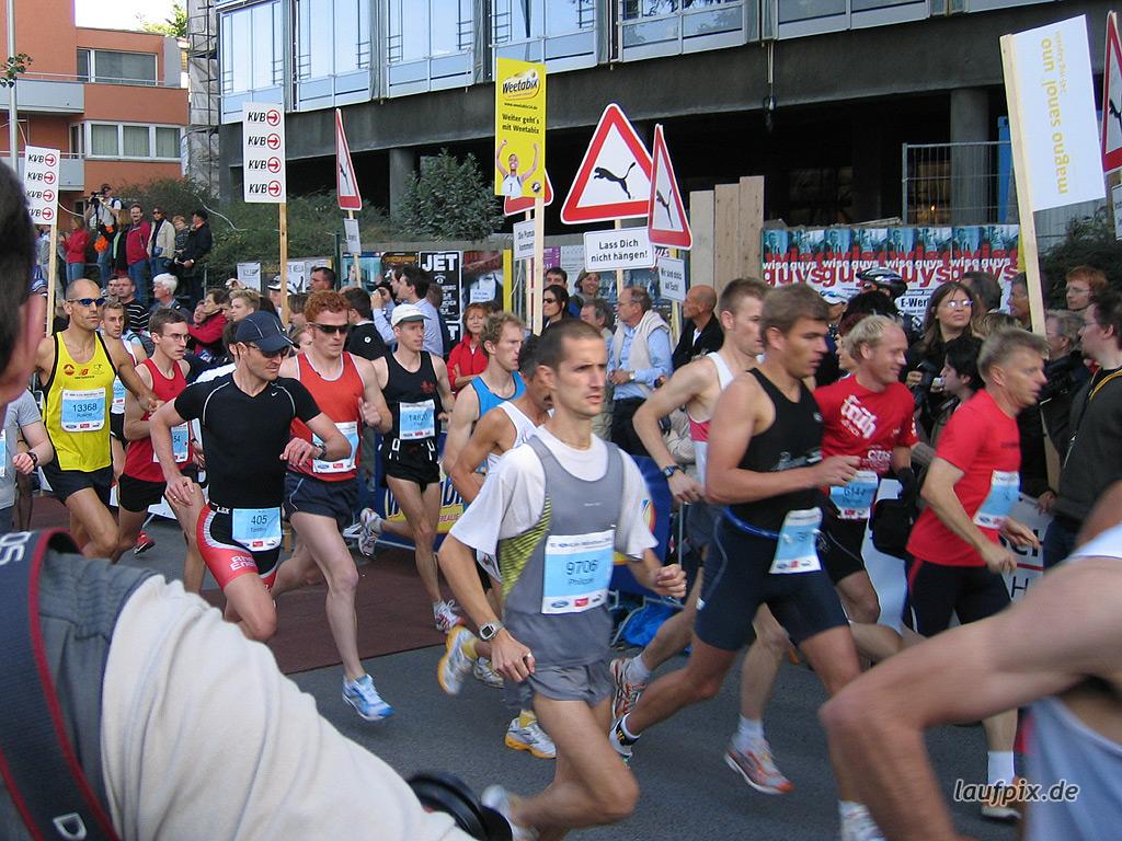 Köln Marathon 2006 - 27