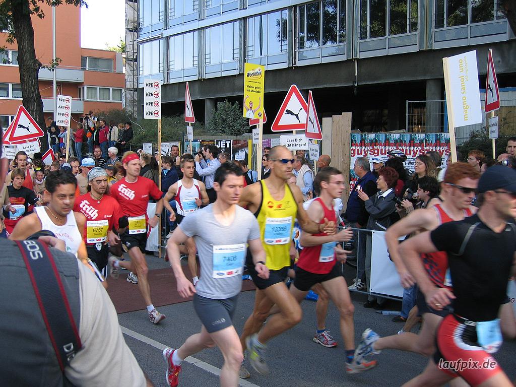 Köln Marathon 2006 - 28