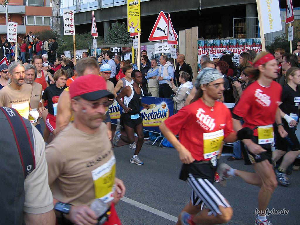 Köln Marathon 2006 - 29
