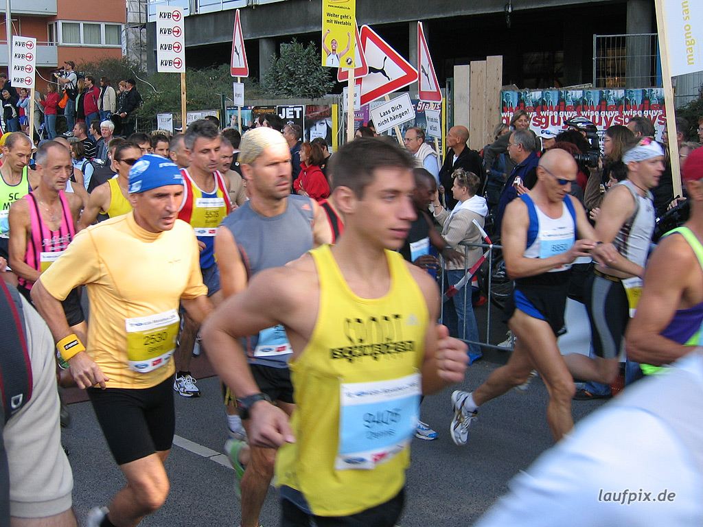 Köln Marathon 2006 - 31