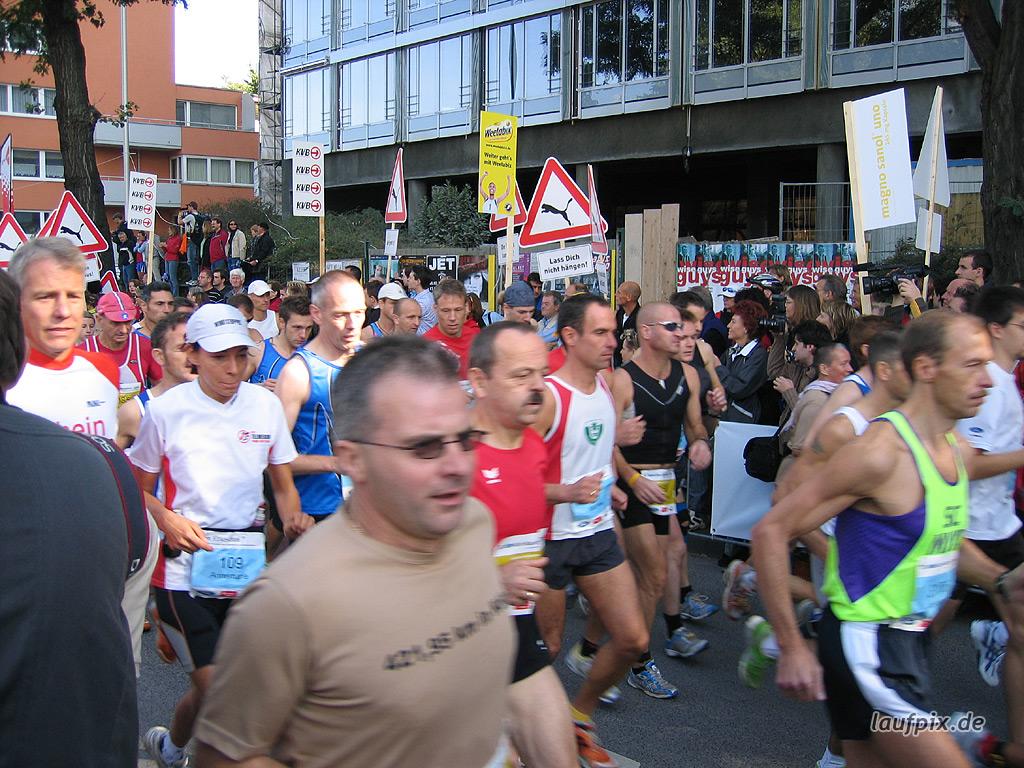 Köln Marathon 2006 - 33