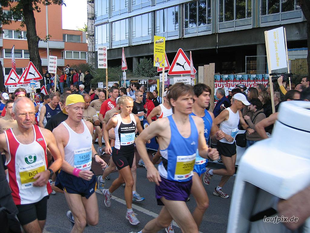 Köln Marathon 2006 - 35