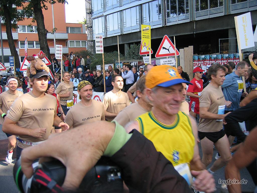 Köln Marathon 2006 - 42