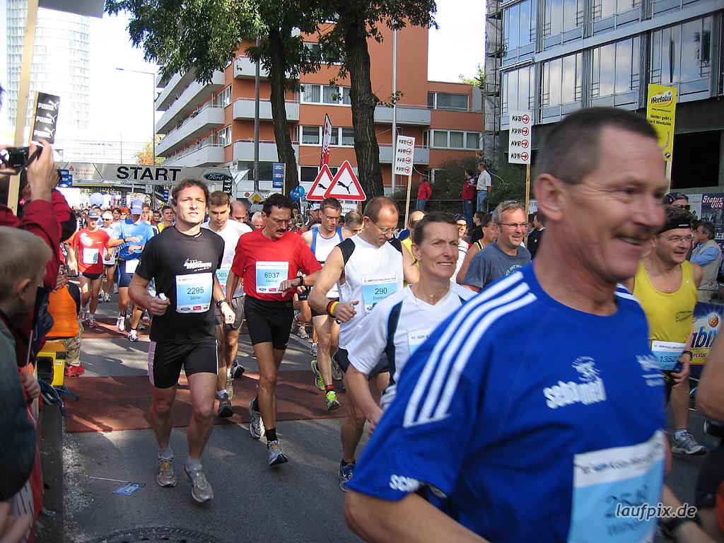 Köln Marathon 2006 - 107