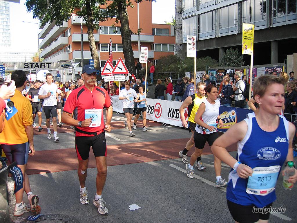 Köln Marathon 2006 - 339