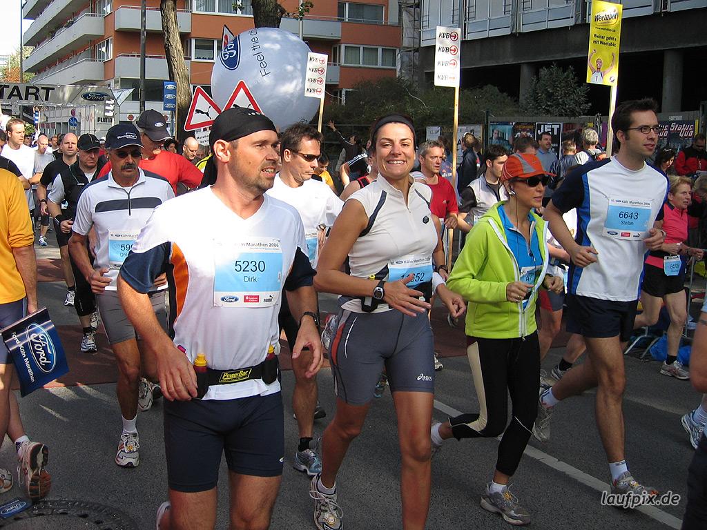 Köln Marathon 2006 Foto (381)