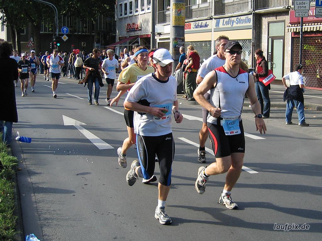 Köln Marathon 2006 Foto (500)