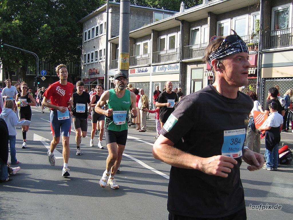 Köln Marathon 2006 - 523