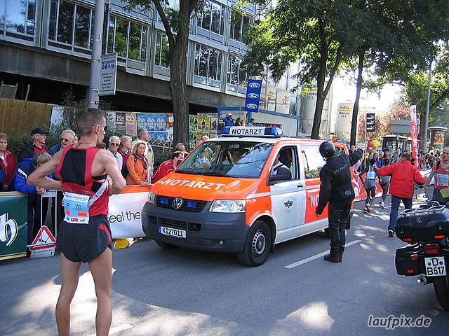 Köln Marathon 2006 - 16