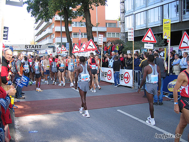 Köln Marathon 2006 - 21