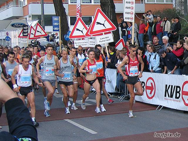 Köln Marathon 2006 - 23