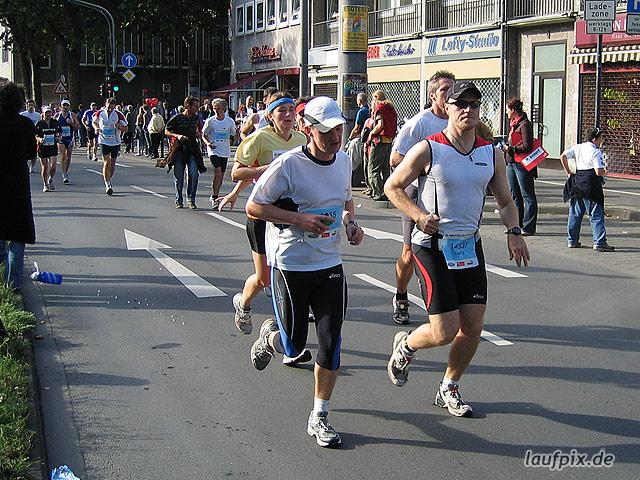 Köln Marathon 2006 - 500