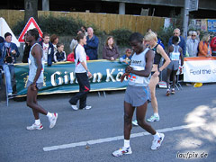 Köln Marathon 2006 - 7