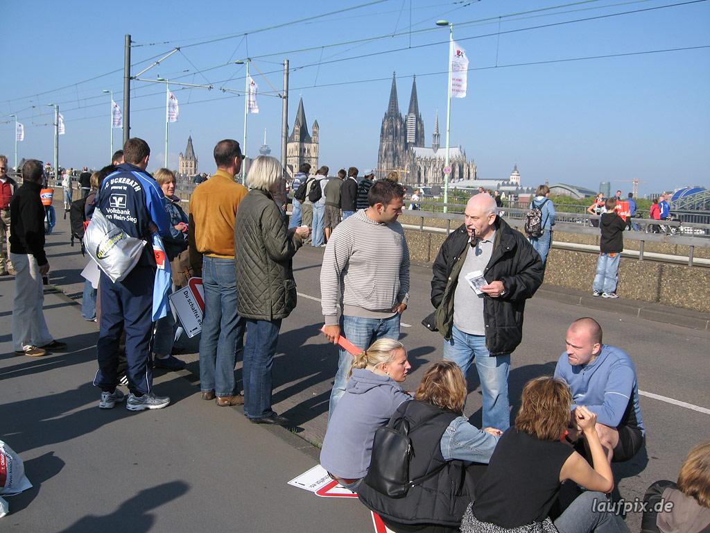Köln Marathon 2007 - 3