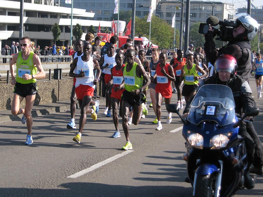 Köln Marathon 2007 - 11