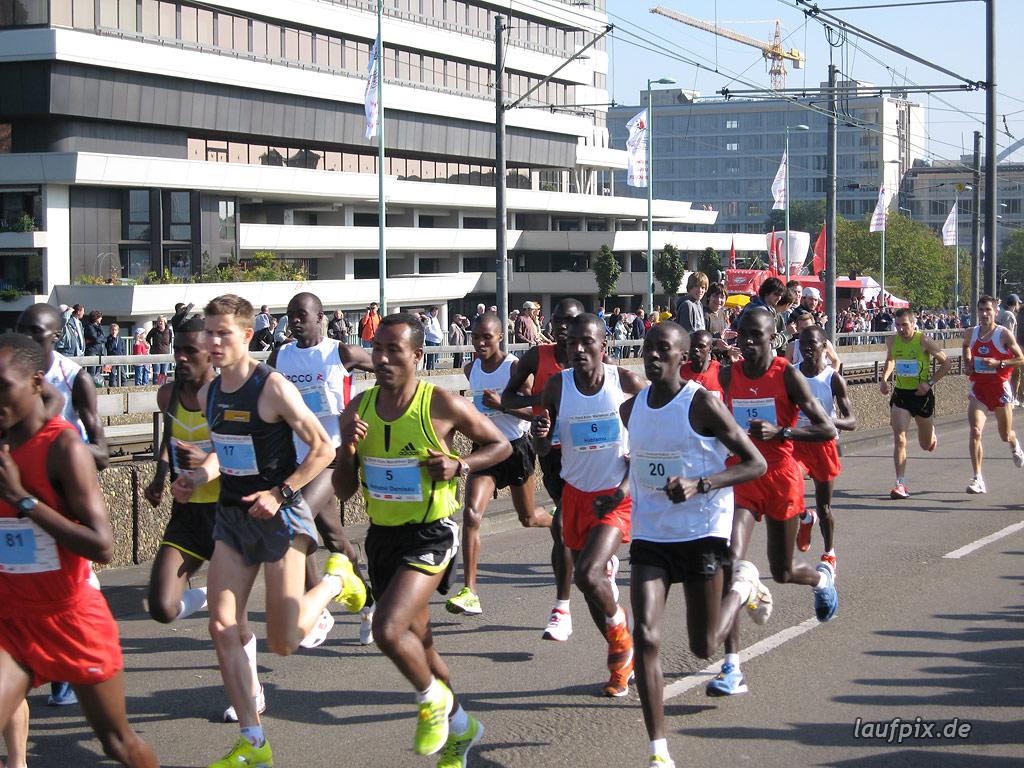 Köln Marathon 2007 - 15