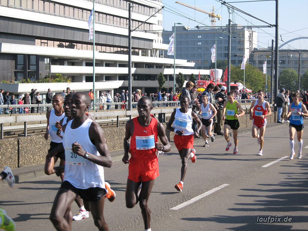 Köln Marathon 2007 - 16