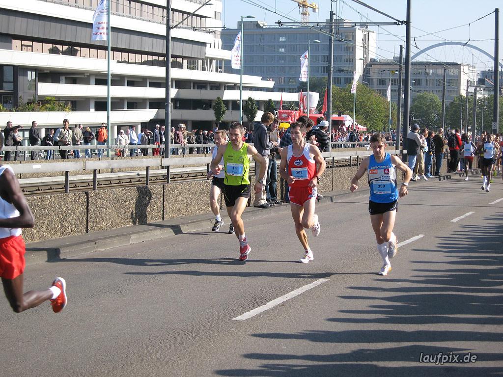 Köln Marathon 2007 - 18