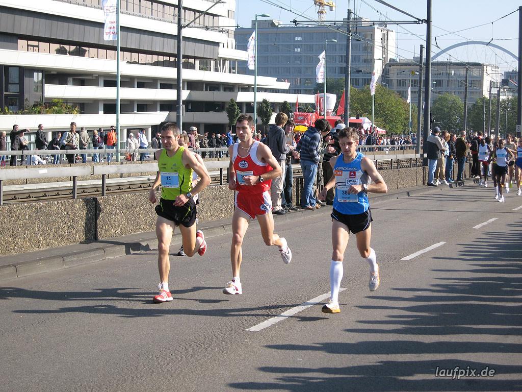 Köln Marathon 2007 - 19