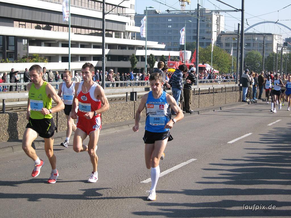 Köln Marathon 2007 - 20