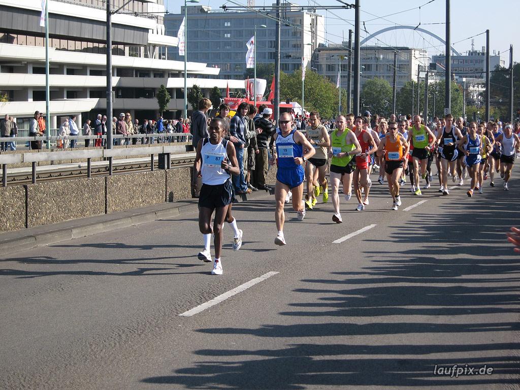 Köln Marathon 2007 - 21