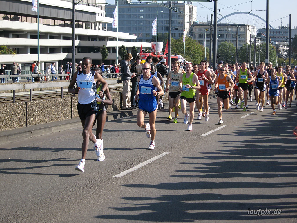 Köln Marathon 2007 - 22
