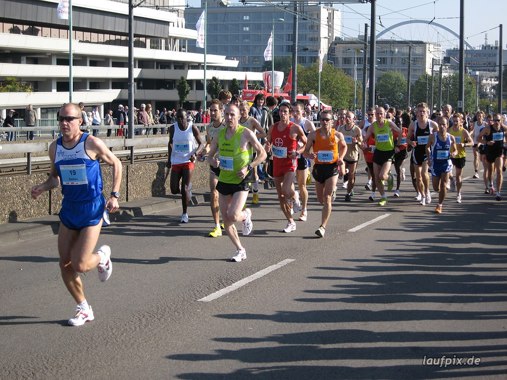 Köln Marathon 2007 - 24