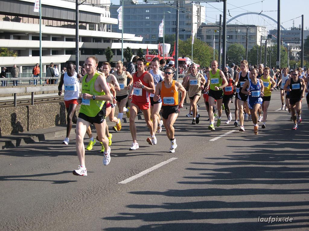 Köln Marathon 2007 - 25